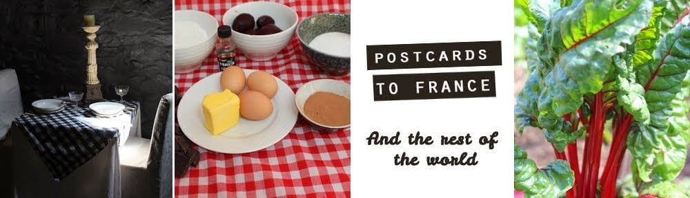 Postcard to France:Blog