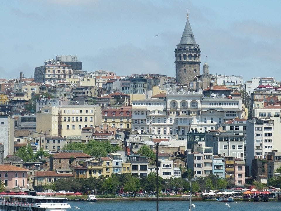 urban composter samples sent to turkey