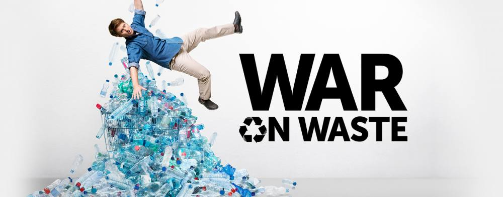 War On Waste - ABC TV 24 July 2018 - 8.30pm